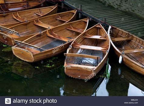 row boat en francais row boats for hire tied up at the english village of
