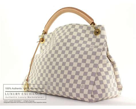 louis vuitton artsy mm bag authentic louis vuitton damier azur artsy mm bag