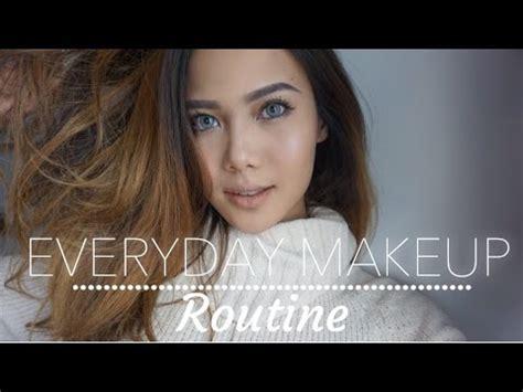 Makeup Vinna Gracia current everyday makeup routine vinnagracia