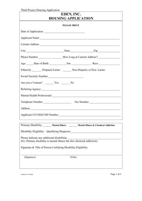 sle application form template housing application template 28 images housing benefit