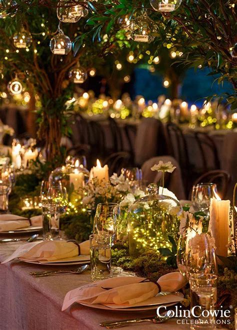 25 best ideas about lighted centerpieces on pinterest