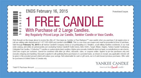 printable coupons for yankee candle 2015 retail coupons round up 1 30 deal mama