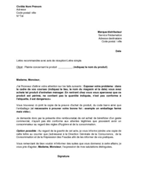 Exemple De Lettre Juridique Gratuite Modele Lettre Resiliation Contrat Entretien Document