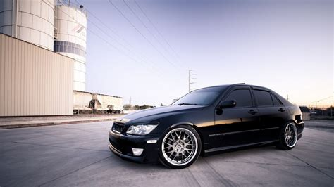 lexus is300 wallpaper lexus is300 slammed image 191