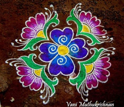 kolam design for pongal rangoli best