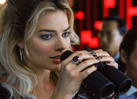 film focus focus film review incandescently sexy margot steals
