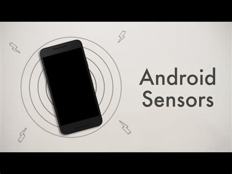 android studio sensor tutorial android development tutorial proximity sensor exle