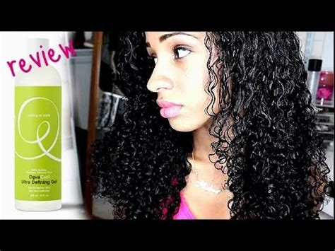 devacurl products for thick hair deva curl gel vs ecostyler gel on thick curly hair youtube