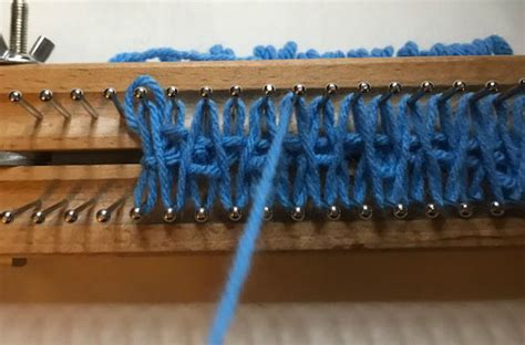 how to undo a row of knitting how to undo a row when loom knitting loom knit central