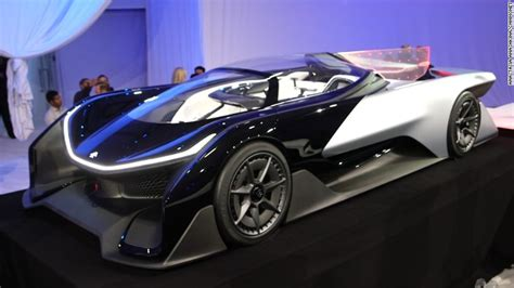 future supercar faraday future unveils concept supercar at ces 2016 jan