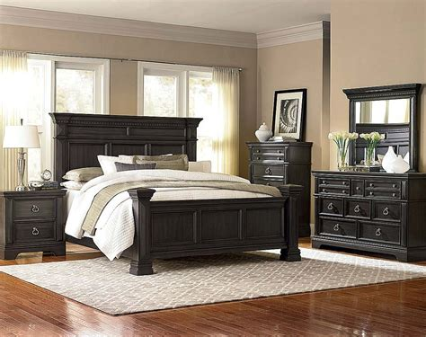 gray modern and classic bedroom suite garrison bedroom