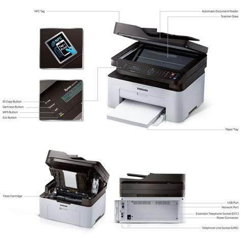 amazoncom samsung xpress sl mfwxaa wireless monochrome printer  scanner copier