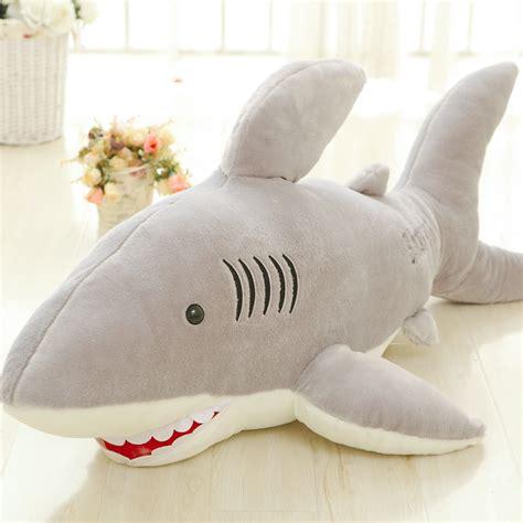 giant shark pillow popular stuffed animal shark buy cheap stuffed animal
