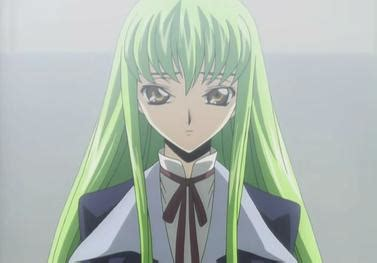 C Anime Wiki by C C Code Geass