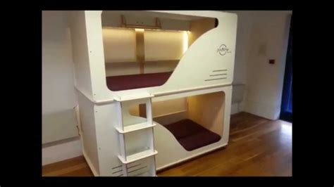 pod beds bunk pod from podtime youtube