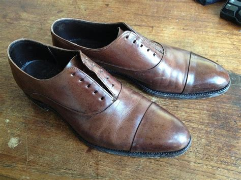 the official shoe care thread tutorials photos etc