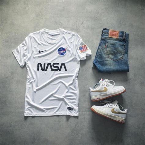 T Shirt Soccer Nike t shirt nasa nike soccer hypebeast wheretoget