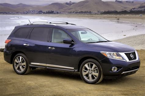 nissan suv 2013 all new 2013 nissan pathfinder price starts at 28 270