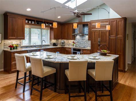 open floor plan kitchen design openfloorkitchen after workarea remodeling company northern va bowers