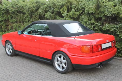 Audi 80 Cabrio Rot by Audi 80 Convertible Top