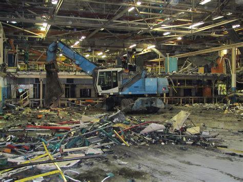 selective  interior demolition klenck company