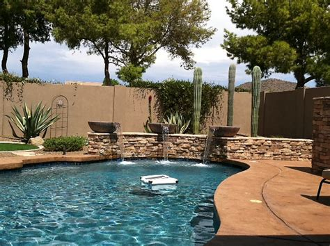 Backyard Pools In Arizona Arizona Swimming Pool Pictures Archives Swimming Pool Quotes