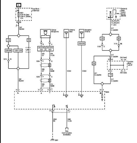 trailer wiring diagram 2011 gmc 1500 get free image