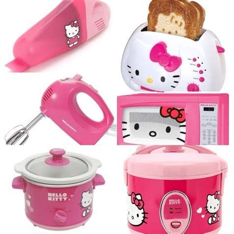 cute kitchen appliances 15 cute hello kitty kitchen ideas ultimate home ideas