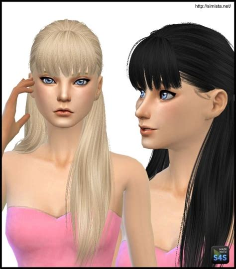 the sims 2 downloads fringe hairstyles 55 best sims 4 hair images on pinterest sims hair sims