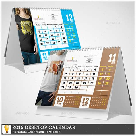Indesign 2016 Desktop Calendar Template Calendar Template 2018 Indesign Calendar Template 2017