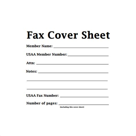 a cover sheet sle confidential fax cover sheet template 7 free