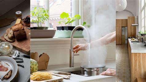ihre k che kochendes wasser aus wasserhahn foto show kochendes