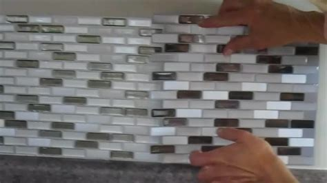 stick on backsplash tiles for kitchen mosaic kitchen backsplash tile peel and stick wall tiles