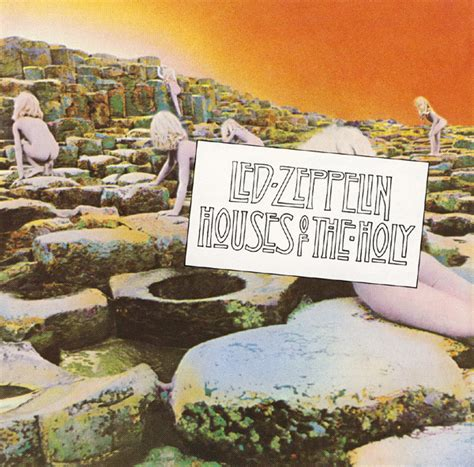 houses of the holy led zeppelin led zeppelin houses of the holy cd album at discogs