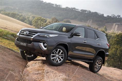 new toyota 2016 2016 toyota fortuner debuts in australia and thailand with
