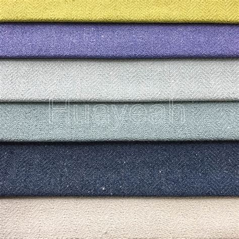 Linen Upholstery Fabric by Sofa Fabric Upholstery Fabric Curtain Fabric Manufacturer