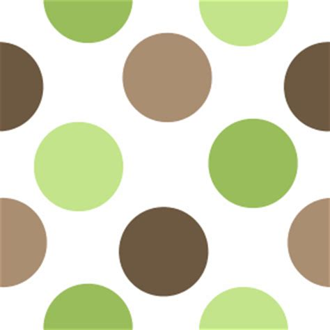 green and brown polka dot pattern background green and