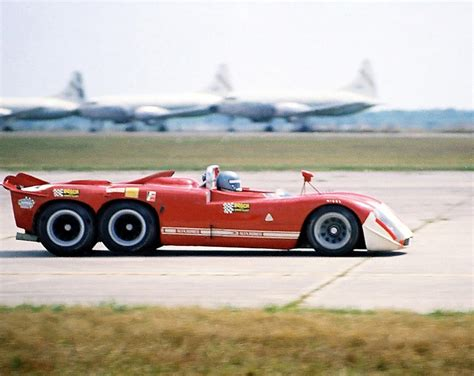 the alfa romeo t33 6 12 a nearly unknown one six