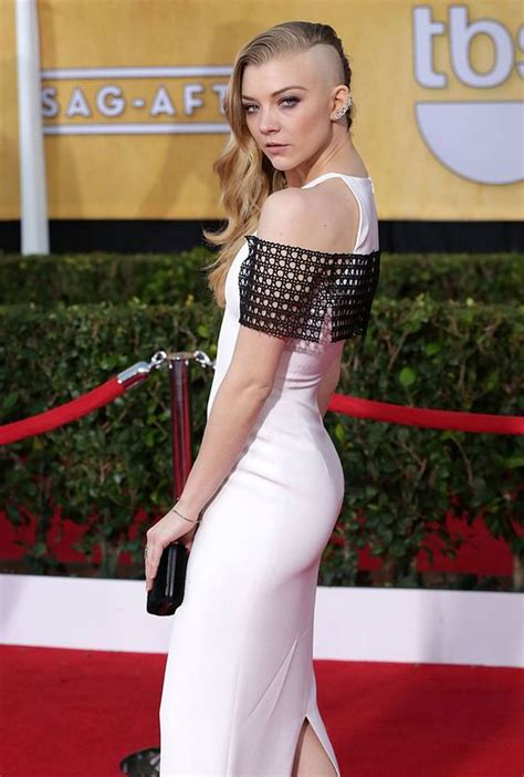 game of thrones star natalie dormer opens up about shaving