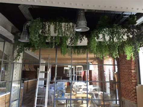 decoracion de interiores con plantas artificiales decoraci 243 n de interiores con plantas para eventos y hosteleria