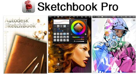 sketchbook pro log in le 12 migliori applicazioni su per i designer