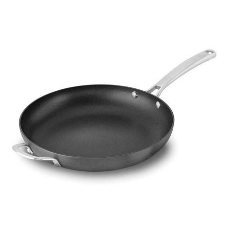 amazon skillet amazon com calphalon 1934221 classic nonstick omelet fry pan 12 quot grey kitchen dining