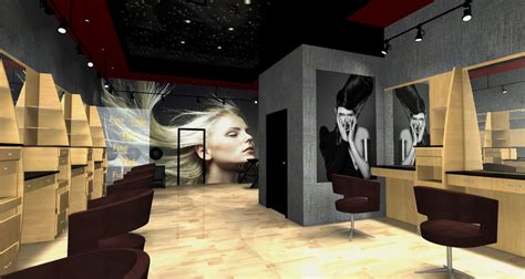 hair salon interior design other designed by marina dil hair salon interior design