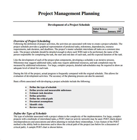 project management plan template word kays makehauk co