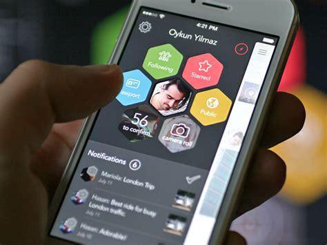 design menu app menu concept ios by oykun yilmaz dribbble