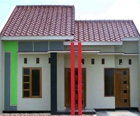 gambar rumah sederhana tapi terkesan mewah