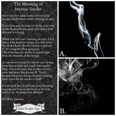 pattern the meaning the meaning of incense smoke smudging and cleansing