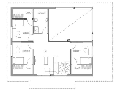 compact house plans small home building plans unique small house plans house