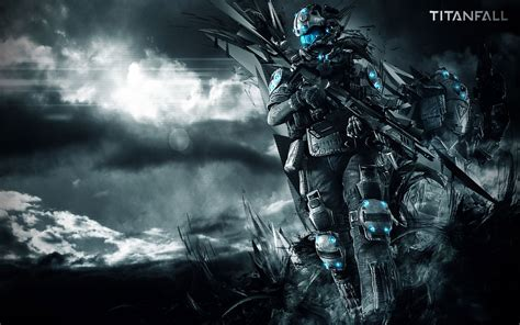 wallpaper game fps titanfall shooter fps action futuristic online mmo