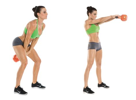 how to kettlebell swing kettlebell swingweight loss tips